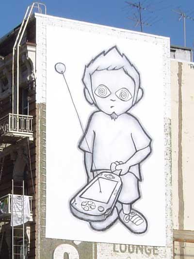 Street Art San Fransisco